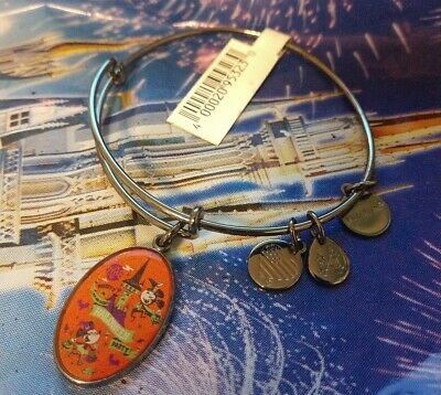 Disney Mickey's Not So Scary Halloween Party 2018 Alex and Ani Bangle Brand NEW