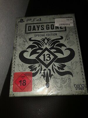Days Gone - Special Edition (PlayStation 4, 2019)