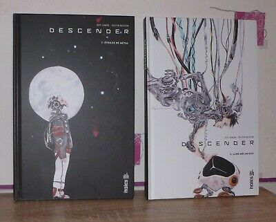 Descender - Lot tomes 1 & 2