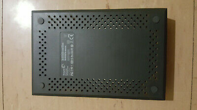 Seagate Expansion 2 TB External Hard Drive. SRD00F2 + power supply + usb cable