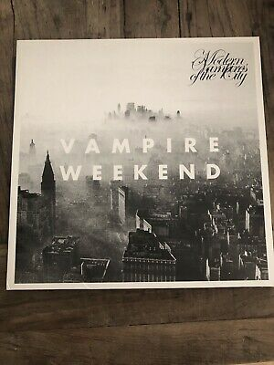 Modern Vampires of the City by Vampire Weekend Record (Vinyl, May-2013, XL)