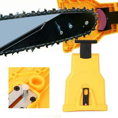 US Woodworking Chainsaw Teeth Sharpener Self Sharpening Quick Saw Chain Tool