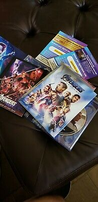 AVENGERS ENDGAME Target Bonus (4K Ultra HD + Digital Code) Marvel missing BluRay