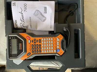 Brother p touch label maker 7600 Kit