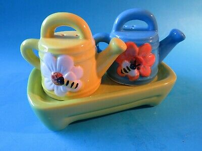 Salt and Pepper Shakers Watering Pots/Cans