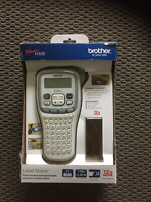 brother label maker P-touch H105