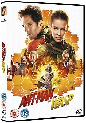 Ant-Man and the Wasp DVD Brand New Sealed