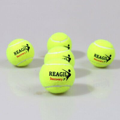 Tennis Balls Beginners Elastic Amateur Accessories Replacement Durable Useful