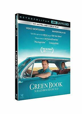 4K Ultra Hd + Blu Ray ** Green Book, Sur Les Routes Du Sud **
