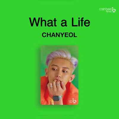 [Pre-Order] SM TOWN EXO SC 1st Mini Album [What a life] Official Cashbee Card