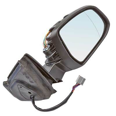 OS Driver Side Right Wing Mirror Electric Heated W//O Glass Cover Indicator