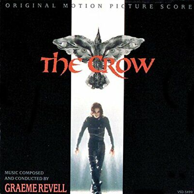 Original Soundtrack - Crow (Score Grame Revell)  Ost [Us Import] [CD]