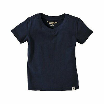 Burt's Bees Baby Baby Boys' T-Shirt, Short Sleeve, Midnight, Size 18 Months