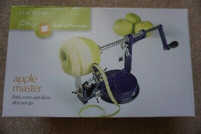 Lakeland Prep Tools Of The Trade Apple Master Peeler And Corer
