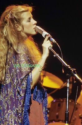 Stevie Nicks In Concert Publicity Photo Print