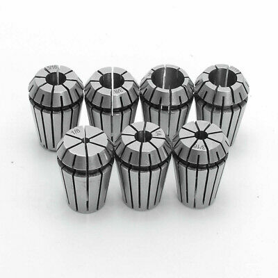 Spring Collet Precision Steel Boring Workholding CNC Milling Engraving