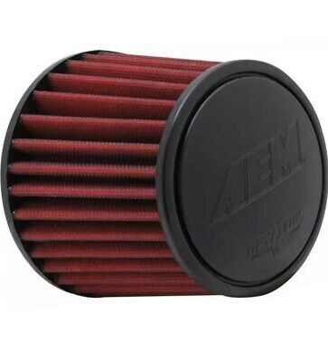 Aem 70Mm Cone Filter To Fit Vauxhall Corsa Vxr Red 21-202Dk  Z16Ler
