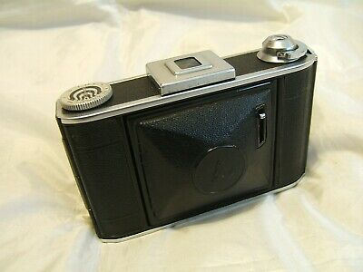 Vintage VOIGTLANDER BESSA 46 Folding Film Camera