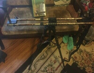Caldwell 488000 Deadshot FieldPod Rifle Shooting Rest Never Used.