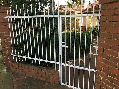 Wrought Iron Gate / Fence Section - PICKUP Melbourne