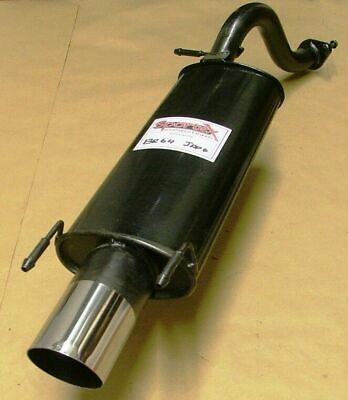 "Rover 200 & 25 Sportex Exhaust Tailbox Single Jap 4"" Tailpipe"