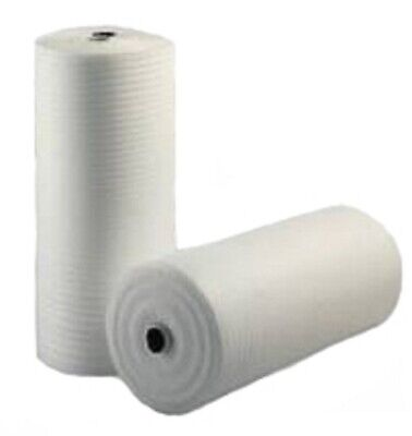 BRAND NEW 750mm x 10M Roll Of JIFFY FOAM WRAP Underlay Packing/ HIGH QUALITY