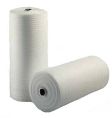6 BRAND NEW 750mm x 200M Roll Of JIFFY FOAM WRAP Underlay Packing/ HIGH QUALITY