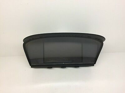 BMW 5 6 Serie E60 E63 Speicher Navigation Display Monitor Display 16.5cm 6989395