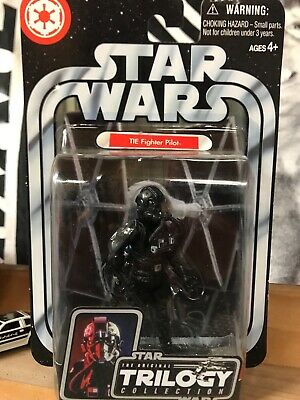 Star Wars Original Trilogy Collection OTC #21 TIE Fighter Pilot Carded MOC