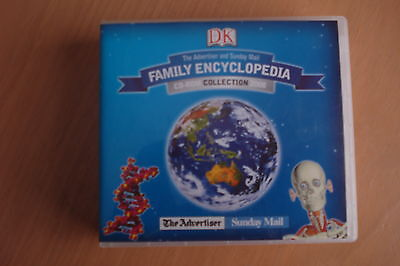 - Family Encyclopedia - 15 Cd-Rom Collection (Complete) As New [Oz Seller]