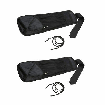 2PCS Car Seat Side Pockets Eight Treasure Chair Side Pockets Multi function New
