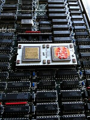 Scrap gold server board rare cpu gold fingers