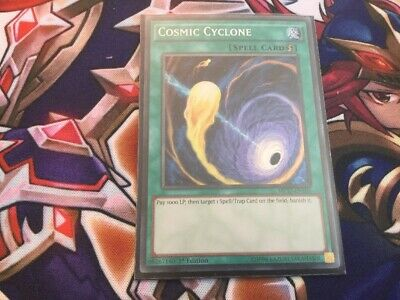 1x Secret Rare Cosmic Cyclone Mixed Sets 1st Edition
