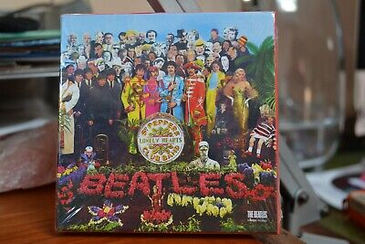 The Beatles Sgt Peppers Lonely Hearts Club Band Album - Set of 4 Coasters