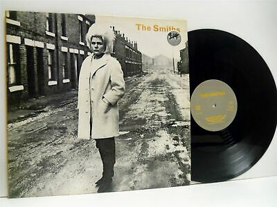 THE SMITHS heaven knows i'm miserable now 12 INCH EX/EX-, RTT 156, vinyl, 1984,