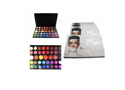 MORPHE X James Charles Palette Make Up Inner Artist 39 Colors Pressed Eye Shadow