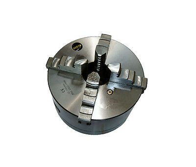 Rdg Tools 125Mm 4 Jaw Self Centering Lathe Chuck D3 Camlock Fitting Colchester