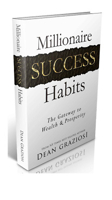 NEW Millionaire Success Habits ebook PDF with Master Resell Rights Free Shipping