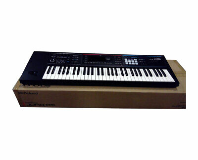 ROLAND JUNO-DS61 MOBILE 61-Key Keyboard Synthesizer Synth - Open Box