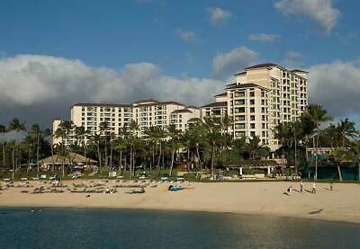 Marriott's Ko Olina Beach Club - 2/2 Lockout - Ocean View - Odd Year Use