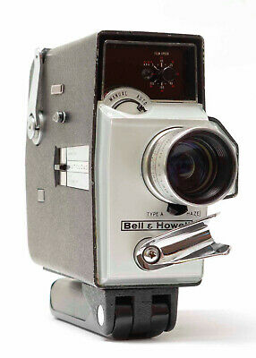 BELL & HOWELL Autoload Super 8 Filmkamera Nr.937