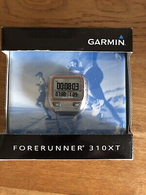 Garmin Forerunner 310xt Gps Training Device With Heart Ratemonitor