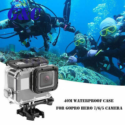 Diving Waterproof Housing Case For GoPro Hero 7 6 5 Black Camera Accessories