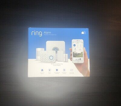 Ring Alarm Home Security System 5 Piece Kit New