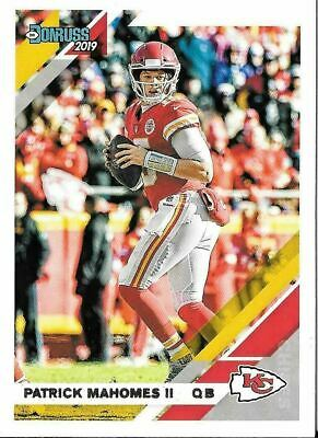 2019 Panini Donruss Football Cards 1-150 You Pick/Choose the Card  FREE SHIPPING