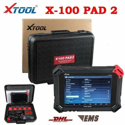 XTOOL X-100 PAD 2 OBD2 Diagnostic Tool Oil Reset EPB Update Version of X100 PAD