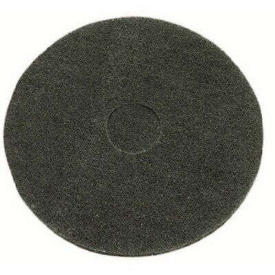 Black stripping floor pad - Pack of 5 15""