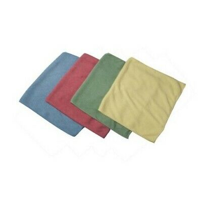 Microfibre Cloths (Packs of 10) Yellow