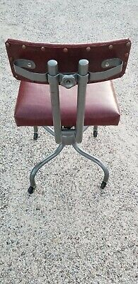 Vintage Sturgis Chair Industrial Propeller Desk Rolling Tucson Arizona