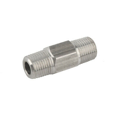 Thread 1/8NPT Male to Male Stainless Steel Quick Disconnect Coupling Fitting